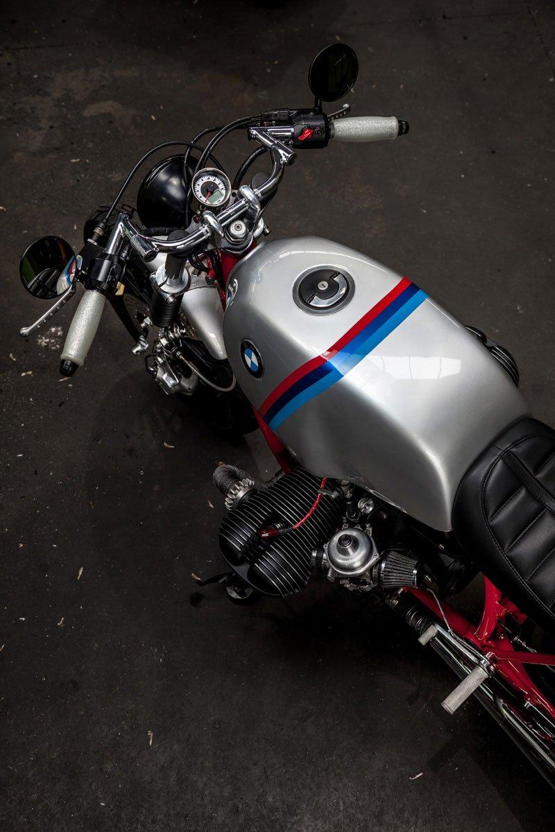 Fotografía de motos CafeRacer BikerGarage