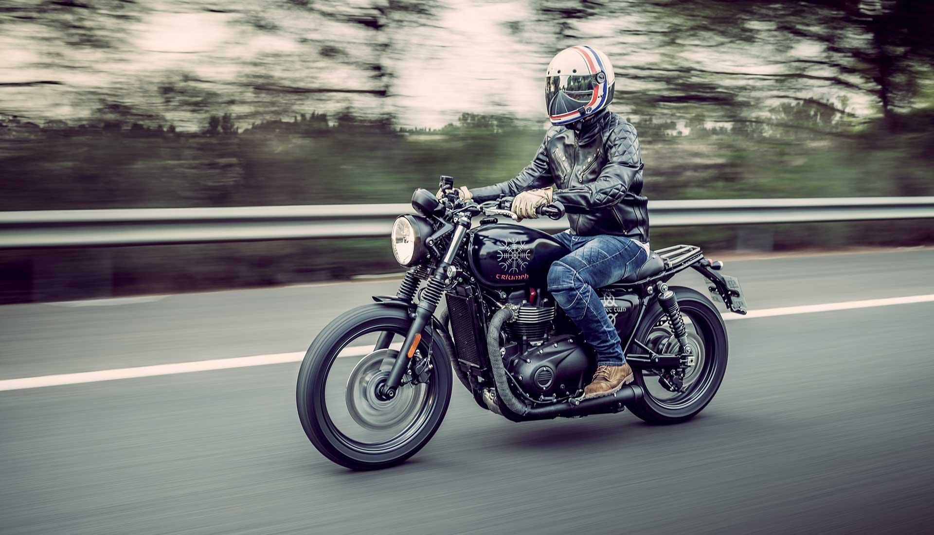 Fotos de motos Jerez - BratStyle CoolMotorcycles