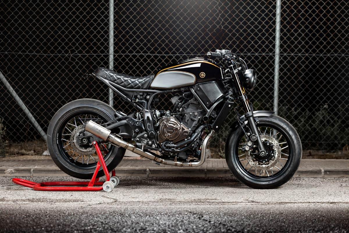 Fotografía de automoción - motos Maccomotors
