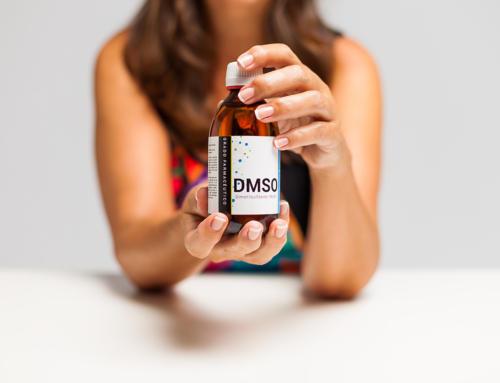 DMSO . Farmacéutica . eCommerce